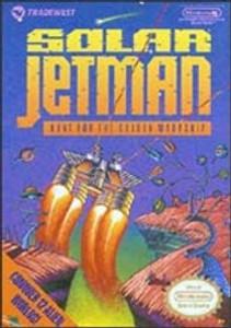 Complete Solar Jetman - NES
