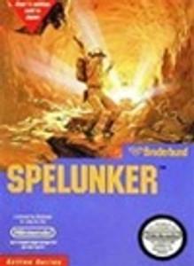 Complete Spelunker - NES