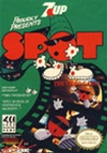 Complete Spot :The Classic 7up Game 4Play - NES