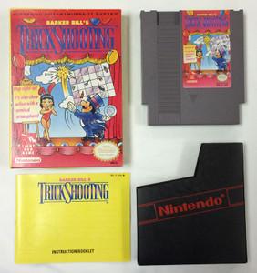 Barker Bill's Trick Shooting - Complete NES GameComplete Barker Bill's Trick Shooting - NES