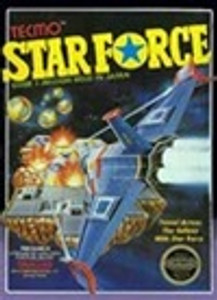 Complete Star Force (Tecmo) - NES