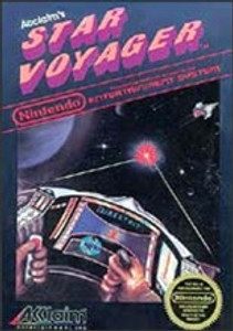 Complete Star Voyager - NES