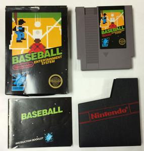 Baseball - Complete NES GameComplete Baseball - NES
