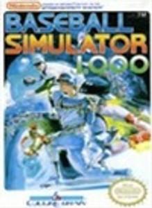 Complete Baseball Simulator 1.000 - NES