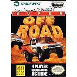 Super Off Road - NES