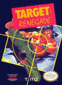 Target Renegade - Nintendo NES
