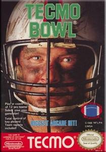 Complete Tecmo Bowl Football - NES