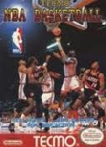 Complete Tecmo NBA Basketball - NES