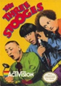Complete Three(3) Stooges,The - NES