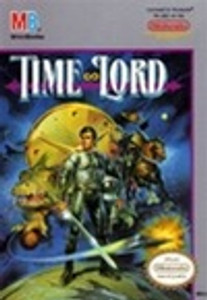Complete Time Lord - NES
