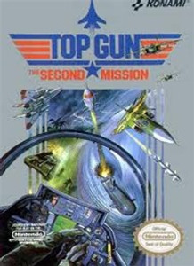 Complete Top Gun: The Second Mission - NES