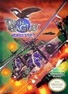 Complete Twin Eagle - NES