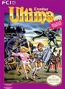 Complete Ultima Exodus - NES