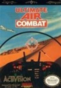 Complete Ultimate Air Combat - NES