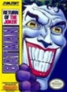 Complete Batman: Return of The Joker - NES