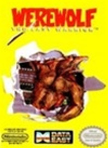 Complete Werewolf The Last Warrior - NES