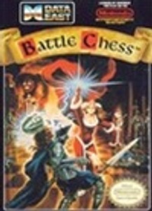 Complete Battle Chess - NES