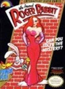 Complete Who Framed Roger Rabbit - NES