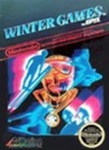 Complete Winter Games - NES