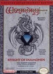 Complete Wizardry 2:Knight of Diamonds - NES