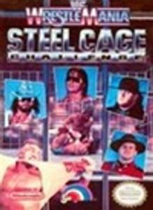 Complete WWF WrestleMania Steel Cage