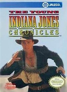 Complete Young Indiana Jones Chronicles - NES