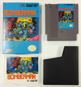 Bomberman - Complete NES GameComplete Bomberman - NES