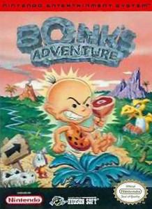 Complete Bonk's Adventure - NES