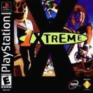 1Xtreme - PS1 Game