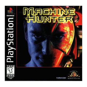 Machine Hunter Video Game For Sony PS1