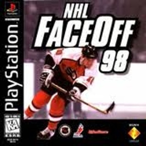 Complete NHL FACEOFF 98 - PS1 Game