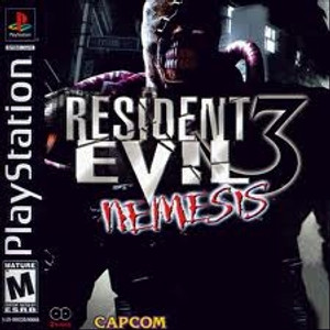 Complete Resident Evil 3:Nemesis - PS1 Game