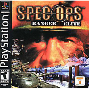 Spec Ops: Ranger Elite - PS1 Game