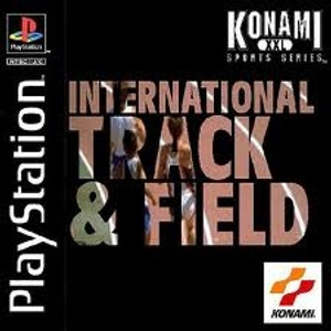 International Track & Field - PS1 Game