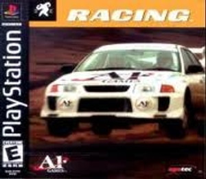 Racing - PS1 Game