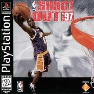 Shoot Out '97 - PS1 Game