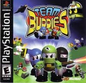 Team Buddies - PS1 Game