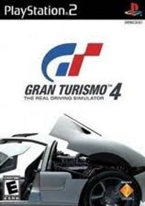 Gran Turismo 4 - PS2 Game