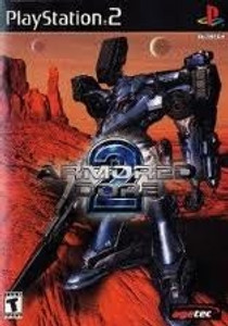 Armored Core 2 - PS2 Game
