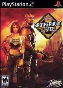 Fallout Brotherhood Steel - PS2 Game