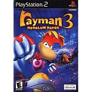Rayman 3 Hoodlum Havoc- PS2 Game