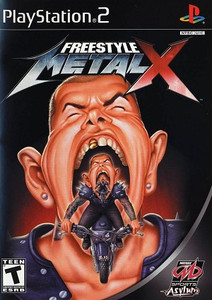 Freestyle Metal X - PS2 Game
