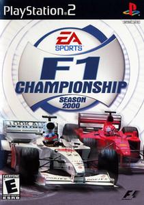F1 Championship Season 2000 - PS2 Game