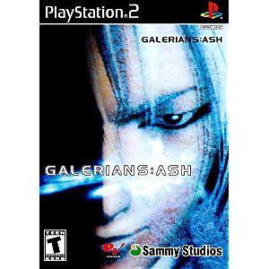 Galerians Ash - PS2 Game