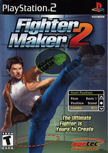 Fighter Maker 2 - PS2 Game