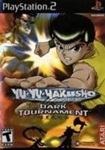 Yu Yu Hakusho Dark Tournament - PS2 Game