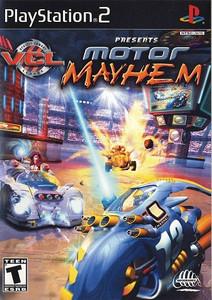 Motor Mayhem- PS2 Game