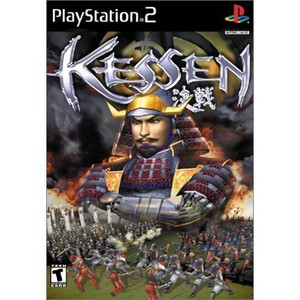 Kessen - PS2 Game