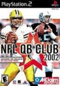 NFL QB Club 2002 - PS2 Game