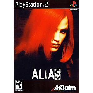 ALIAS - PS2 Game